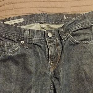 Citizens of Humanity low-waist flair jeans